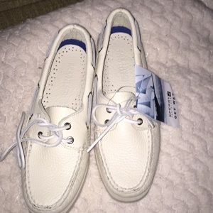 Sperry Top-Sider Cream Shoes size 6 1/2